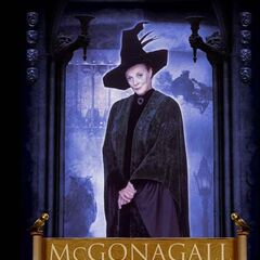 Poster McGonagall