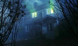 P1 Casa Potter luz verde