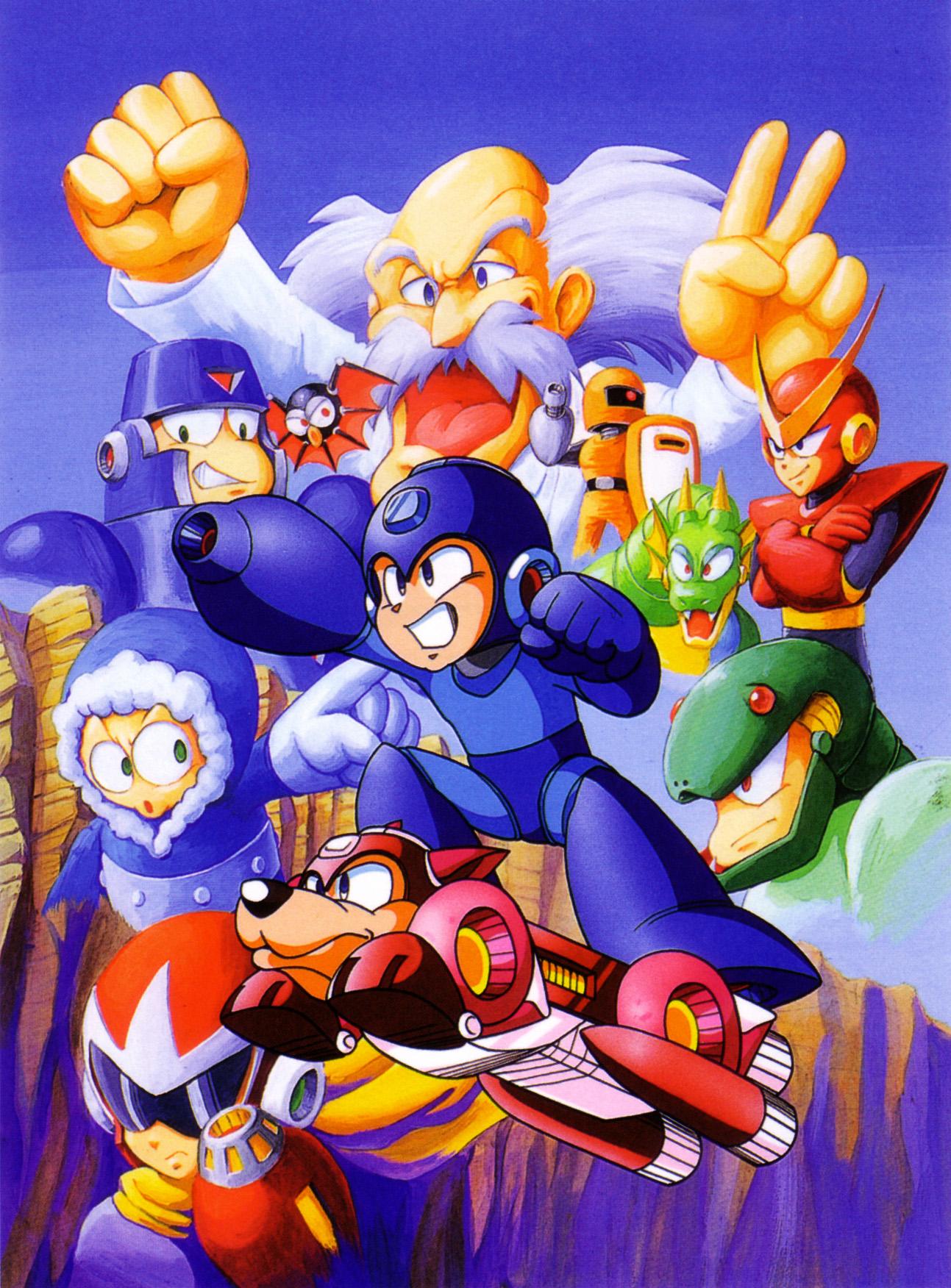 Mega man the wily wars mega man hq fandom powered by - Megaman wikia ...