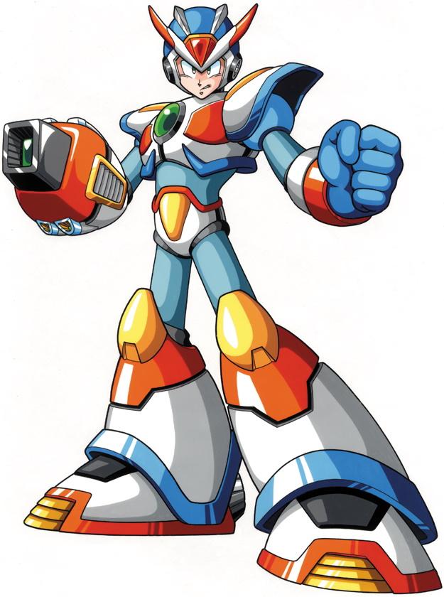 Full armor 3rd mega man hq fandom powered by wikia - Megaman wikia ...