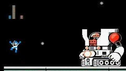 Mega Man 6 - Mettonger Z