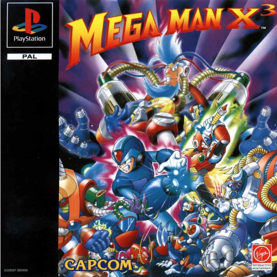 Mega man x3 mega man hq fandom powered by wikia - Megaman wikia ...