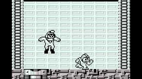 MegaMan Dr. Wily's Revenge - Boss BubbleMan