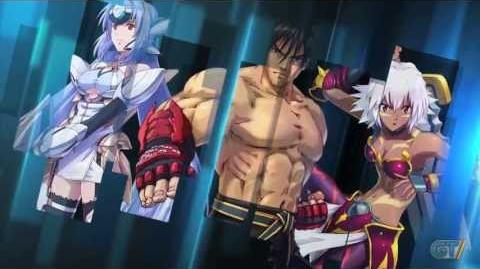Project X Zone - Trailer Global