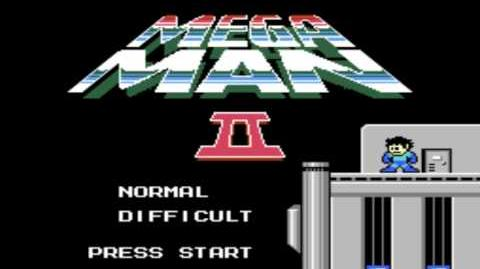 Mega Man 2 Intro Opening Theme HQ.