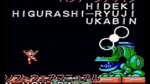 """Megaman 6 Kaze yo Tsutaete(Roll´s theme or """"Where the wind blows"""")"""