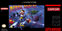 Mega Man X (Videojuego)