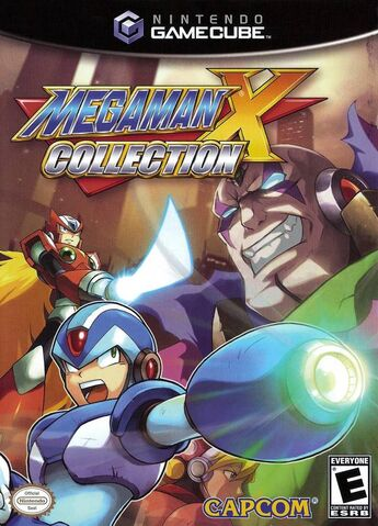 Archivo:Megaman x collection (gamecube).jpg