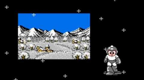 Mega Man 2 - Wily's Fortress Stage 6