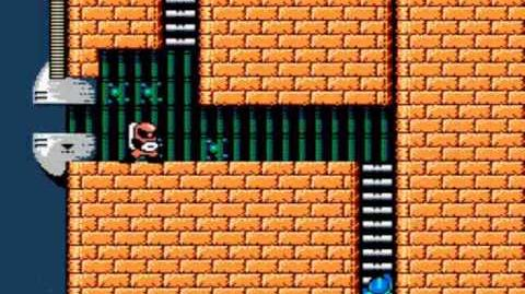 Mega Man 2 - Wily's Fortress Stage 1-0