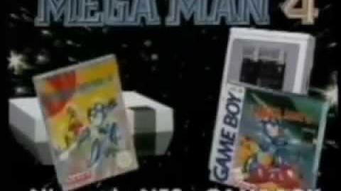 Mega Man 4 Live Action German TV Commercial (1993) - NES Video Game TV Commercial
