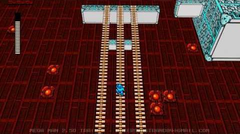 Mega Man 2.5D - Game Play