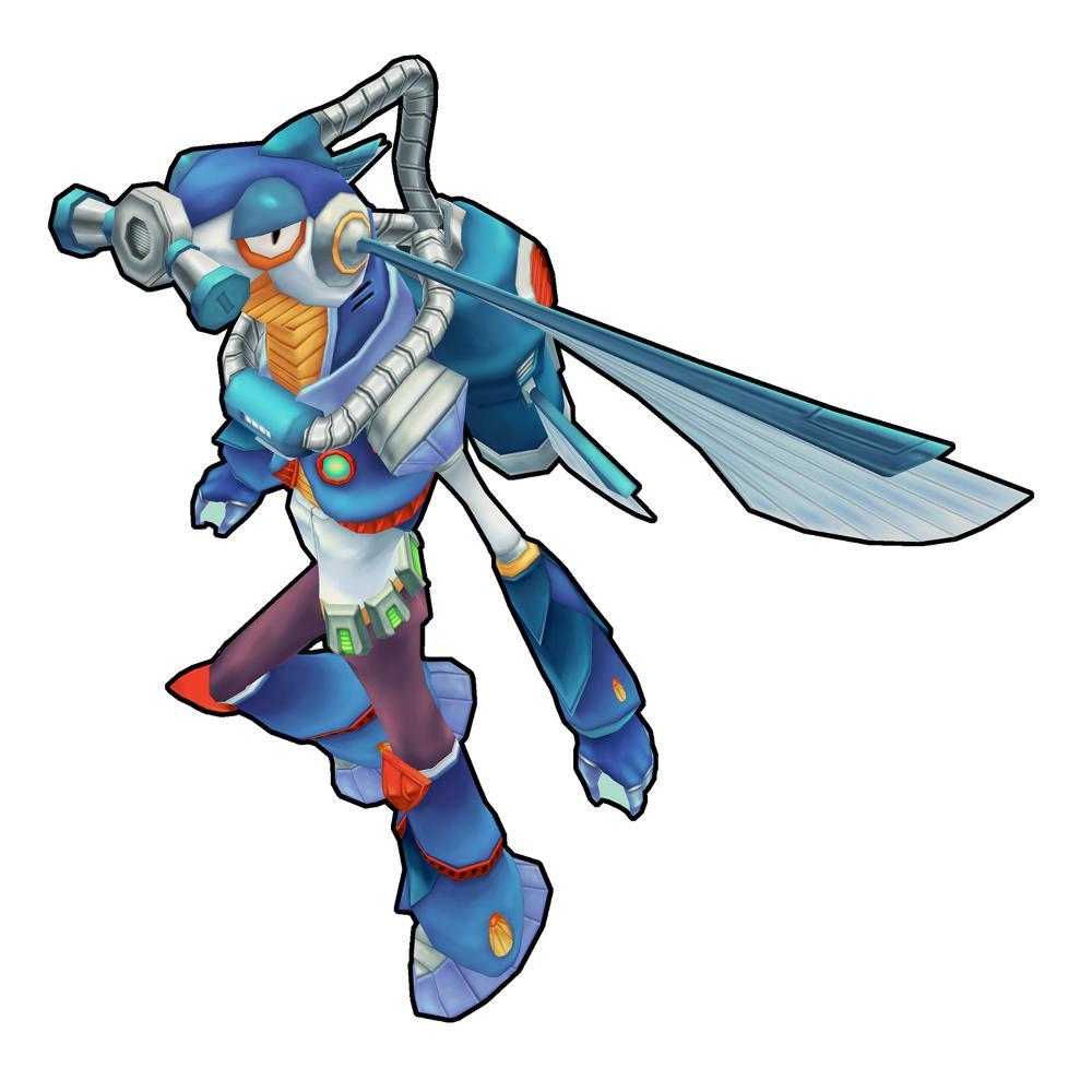 Splash warfly mega man hq fandom powered by wikia - Megaman wikia ...
