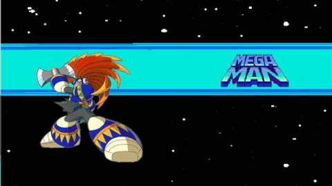 Mega Man anniversary Tomahawk Man Rock Remix