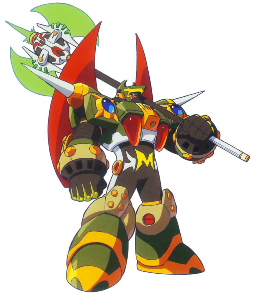 Massimo mega man hq fandom powered by wikia - Megaman wikia ...