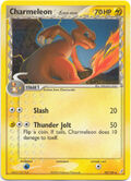 Charmeleon δ (Crystal Guardians TCG)