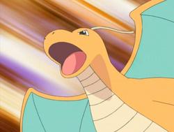 Dragonite del profesor Oak