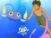 EP558 Buceando con los Pokémon (2)