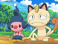 Archivo:EP572 Meowth y Mime Jr..png