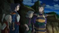 EP903 Hanzō, Ippei, Kagetomo y Heidayu