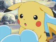 EP411 Pikachu sanado por Azurill