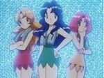 Pokémon de las hermanas de Misty