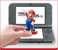 Disponibilidad de amiibo con New Nintendo 3DS