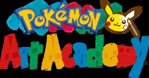Logo de Pokémon Art Academy
