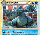 Feraligatr (HeartGold & SoulSilver 20 TCG)