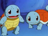 Squirtletwo y el Squirtle de Ash