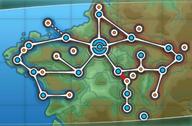 Localización de la ruta 3 en Kalos