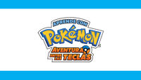 Logo Pokémon Aventura con las Teclas