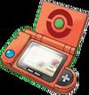 Pokédex en Pokémon Rojo Fuego y Verde Hoja