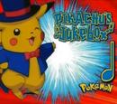La rockola de Pikachu/Pikachu's Jukebox
