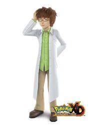 Profesor Cío