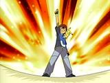 EP441 ¡Ash ha ganado el símbolo del Ánimo!