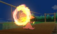 Llama embrujada XY