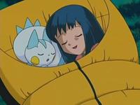Archivo:EP488 Maya durmiendo con Pachirisu.png