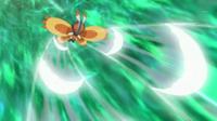 EP632 Mothim usando viento plata