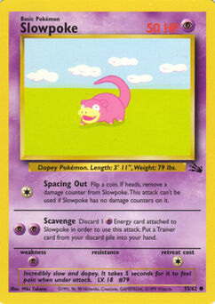 Carta de Slowpoke
