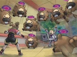 Decimoquinta misión de Pokémon Ranger 2
