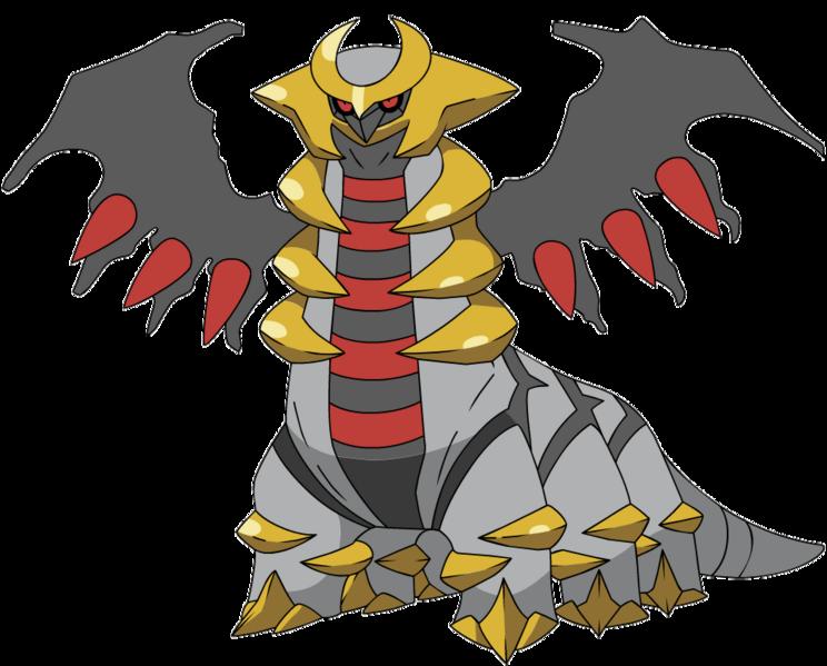 Pokemon Giratina