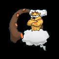 Imagen de Landorus forma avatar en Pokémon X y Pokémon Y