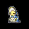 Pikachu aristócrata ROZA