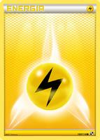 Energía rayo (Negro y Blanco TCG)