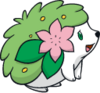 Shaymin tierra (dream world)