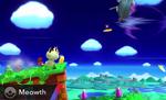 Meowth usando día de pago SSB4 Wii U