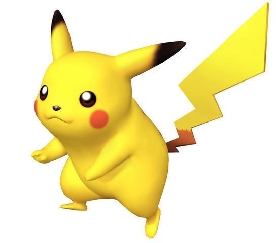 Archivo:Pikachu en Super Smash Bros Brawl.png