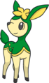 Deerling verano (dream world).png