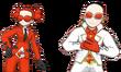 VS Comandante y Recluta del Team Flare.png